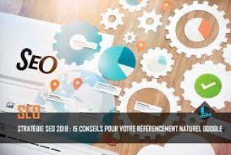 Conseil sur le référencement naturel des sites webs